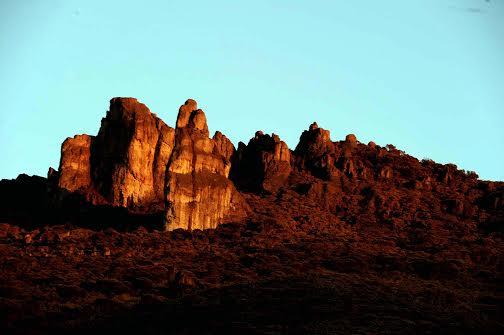 Cerro los Crestones Parque Nacional Chirripo  /Alonso Tenorio