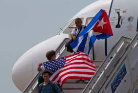 Cuba US Flight