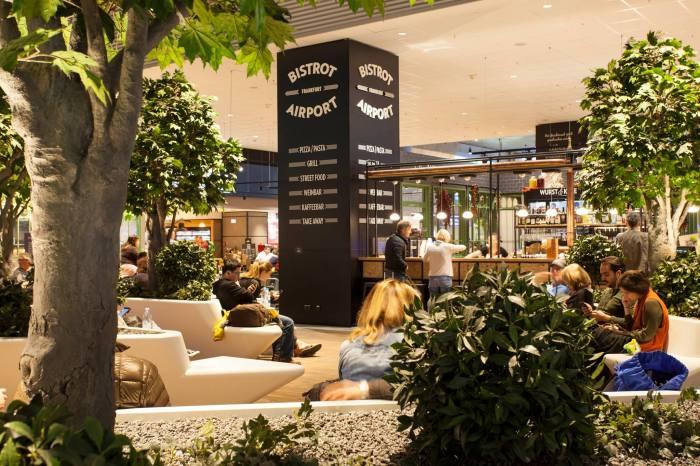 Aeropuerto de Frankfurt (Alemania)