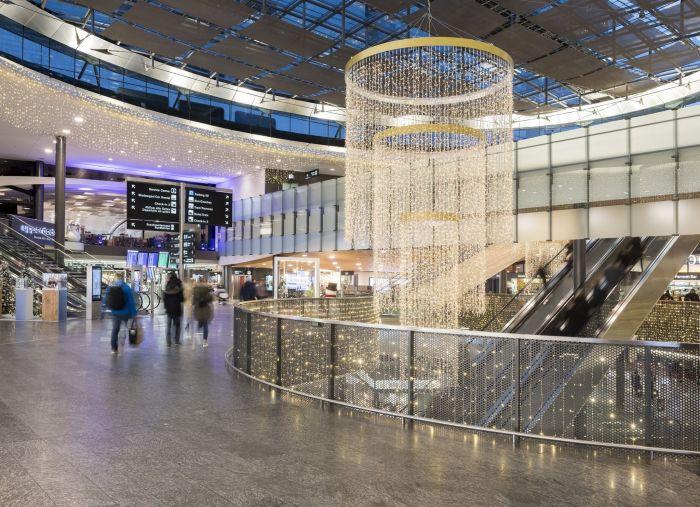 Aeropuerto de Zúrich (Suiza)