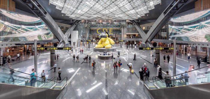 Aeropuerto Internacional Hamad, Doha (Qatar)